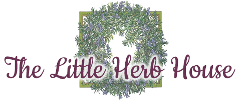 The Barn & Gardens of The Little Herb House