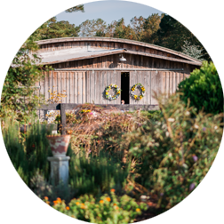 The Little Herb House | Raleigh Wedding Barn Venue