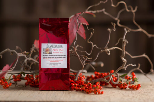 Barn & Gardens of The Little Herb House - Apple Chai Rooibos Tea