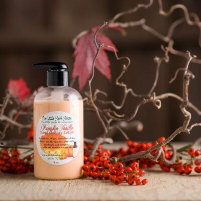 PumpkinBarn & Gardens of The Little Herb House - Vanilla Hand & Body Lotion
