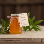 Barn & Gardens of The Little Herb House - Peach Preserves