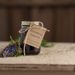 Barn & Gardens of The Little Herb House - Blackberry Preserves
