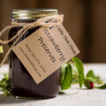 Strawberry Preserves | The Little Herb House
