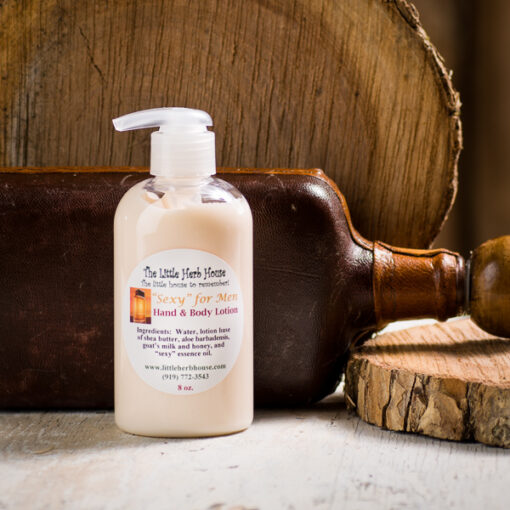 """Sexy"" for Men Hand & Body Lotion 