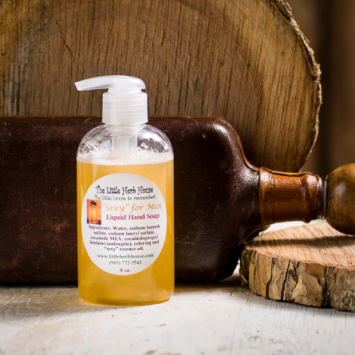 """""""Sexy"""" for Men Liquid Hand Soap 