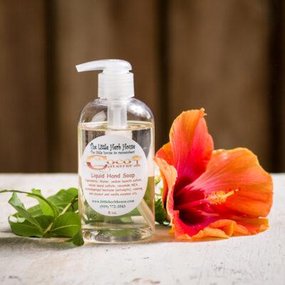 Coco Cabana Liquid Hand Soap | The Little Herb House