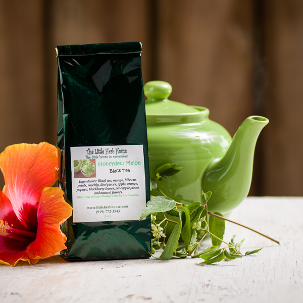 Honeydew Melon Black Tea | The Little Herb House