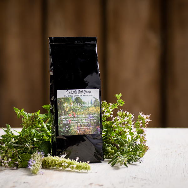Herbal Bouquet Tea | The Little Herb House