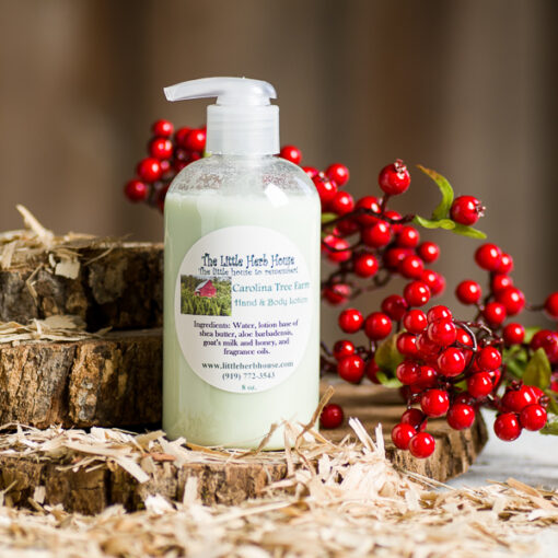 Raleigh Handmade Soap & Lotion | The Little Herb House