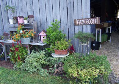 Wedding barn | Wedding garden