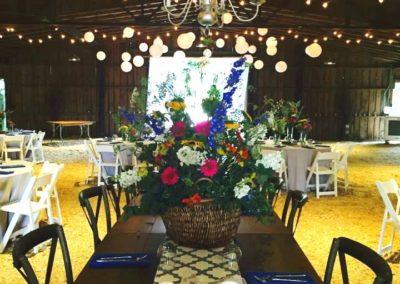 Wedding Reception Farm