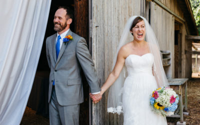 Hayes & Brad   Raleigh Wedding at The Little Herb House