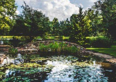 Wedding Water Gardens