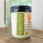 Pumpkin Caramel Drizzle | Candle | The Little Herb House