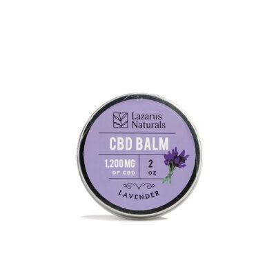 Lavender CBD Balm
