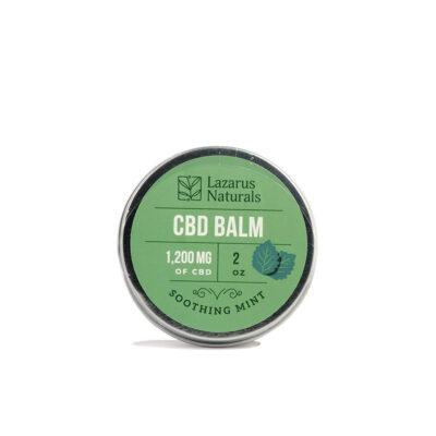 Soothing Mint CBD Balm