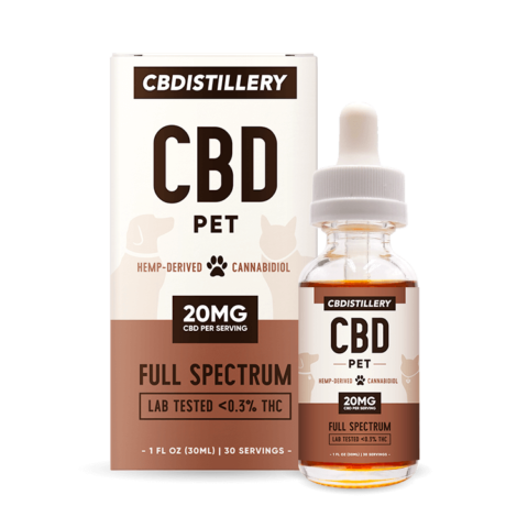 cbdistillery cbd oil tincture 1000 mg