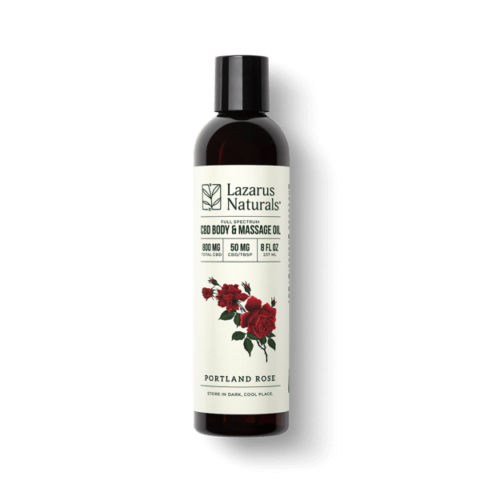 lazarus cbd products